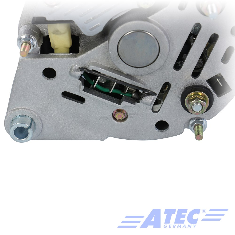 ATEC LICHTMASCHINE GENERATOR 45A NEUTEIL KEIN PFAND 32090806
