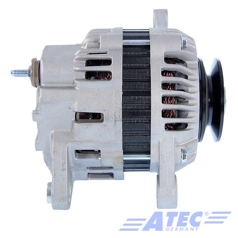 ATEC LICHTMASCHINE GENERATOR 65A NEUTEIL KEIN PFAND 32090771
