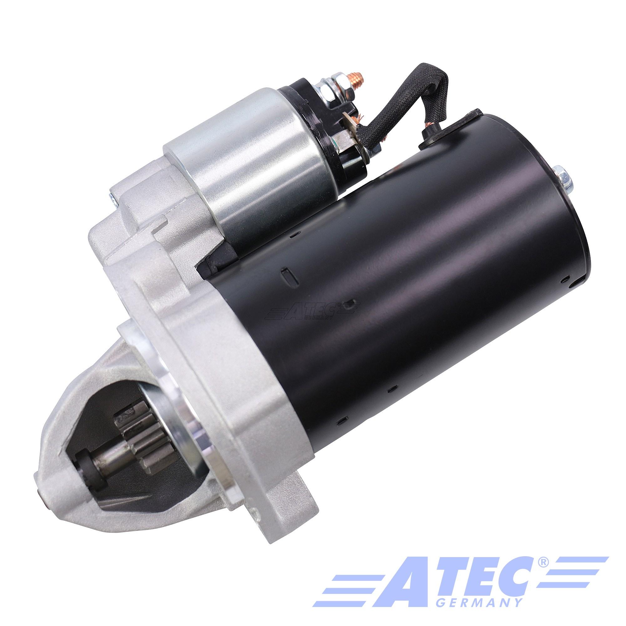 ATEC Démarreur Starter 2 kW avec réduction de la boîte de vitesses nouveau une neuve 32089325