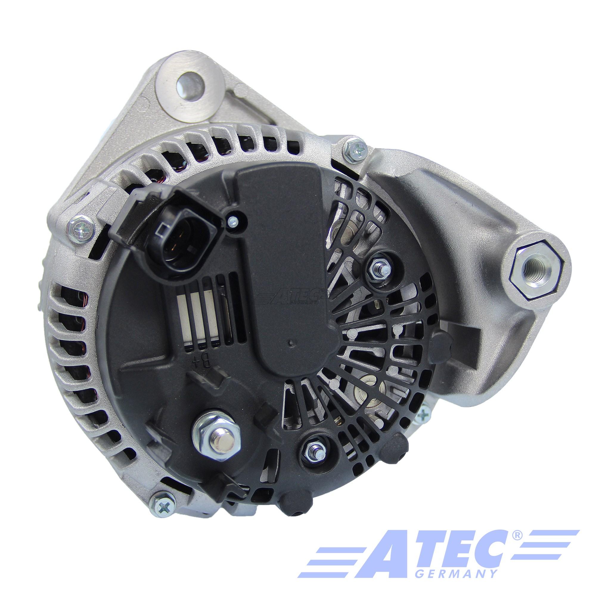 ATEC LICHTMASCHINE GENERATOR 170-A NEUTEIL KEIN PFAND 32089749