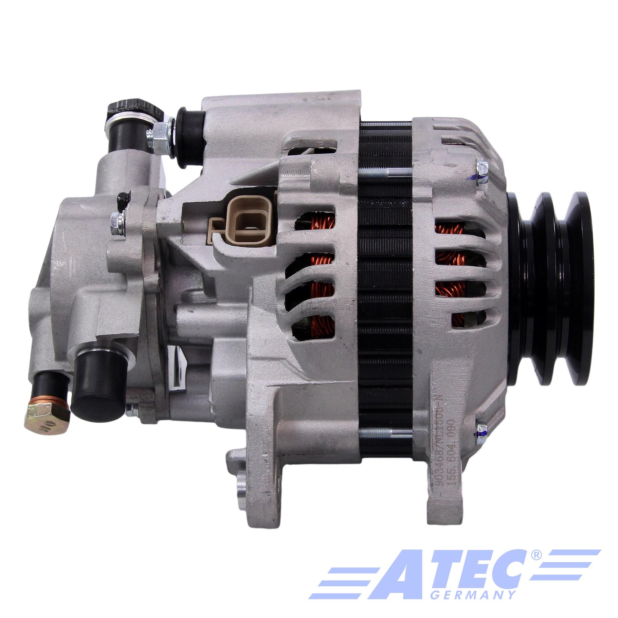 Atec alternador generador bomba de vacío 90-a bulbos ningún depósito 32089902