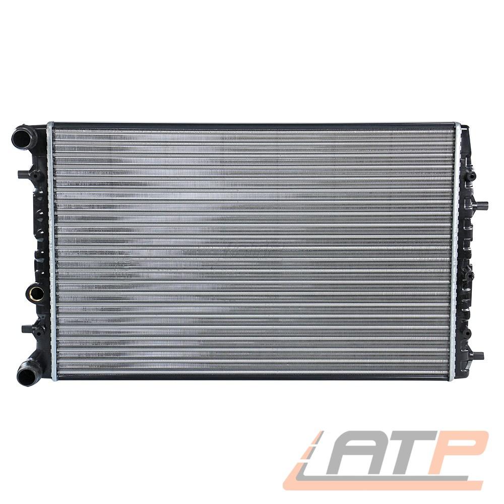 Autokühler Kühler SKODA FABIA 1.4 TDI 1.9 SDI TDI