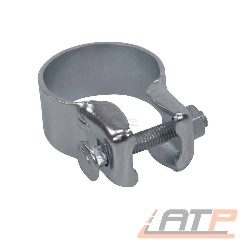 Rohrverbinder Flexrohr Auspuff INNER BRAID Ø 54,5 mm Länge 230 mm