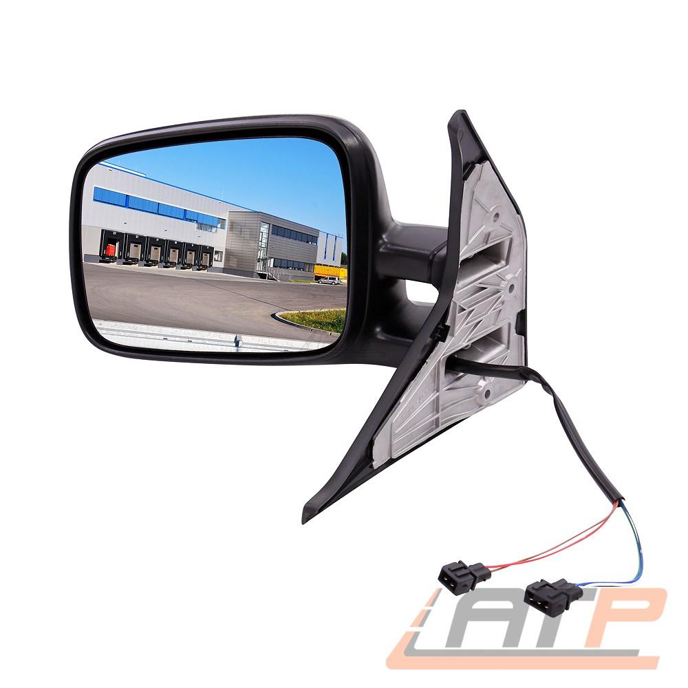 Außenspiegel Set VW T5 Bj 10-/>/> elekrisch 5-PIN beheizbar Convex