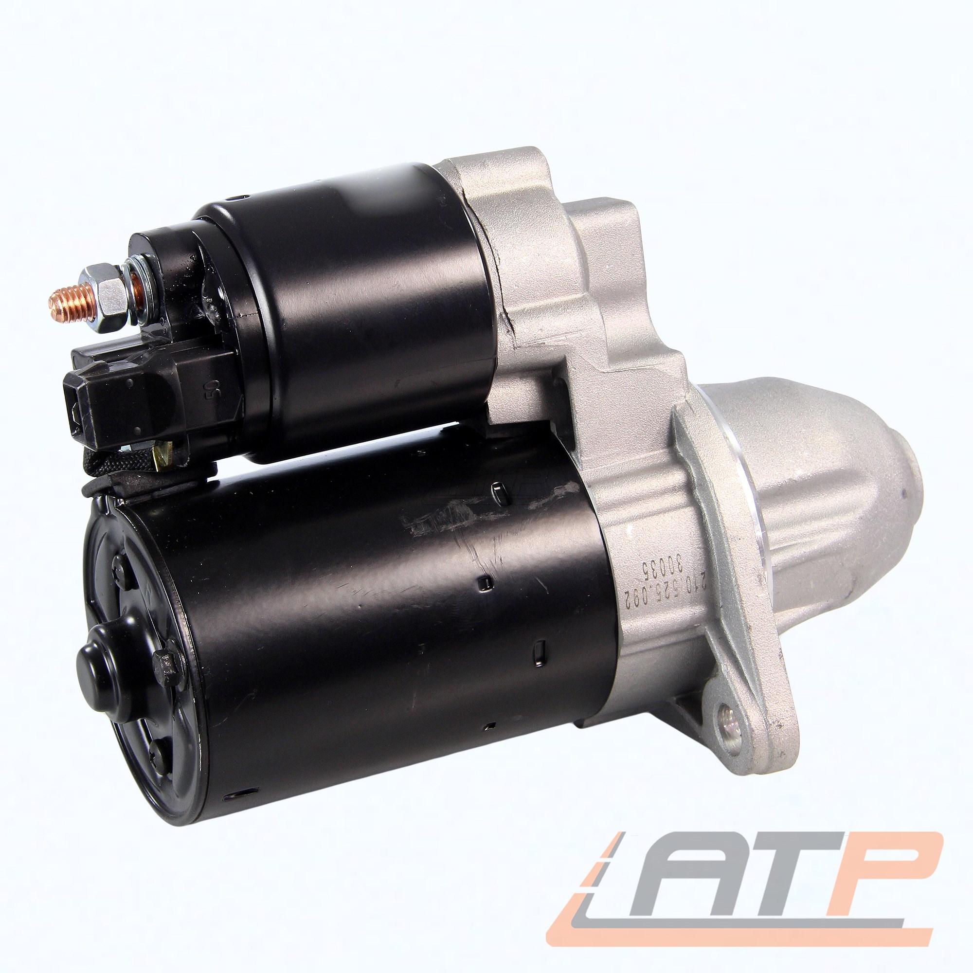 STARTER ANLASSER 1,2 KW BMW 3-ER E90 E91 E92 E93 316-335