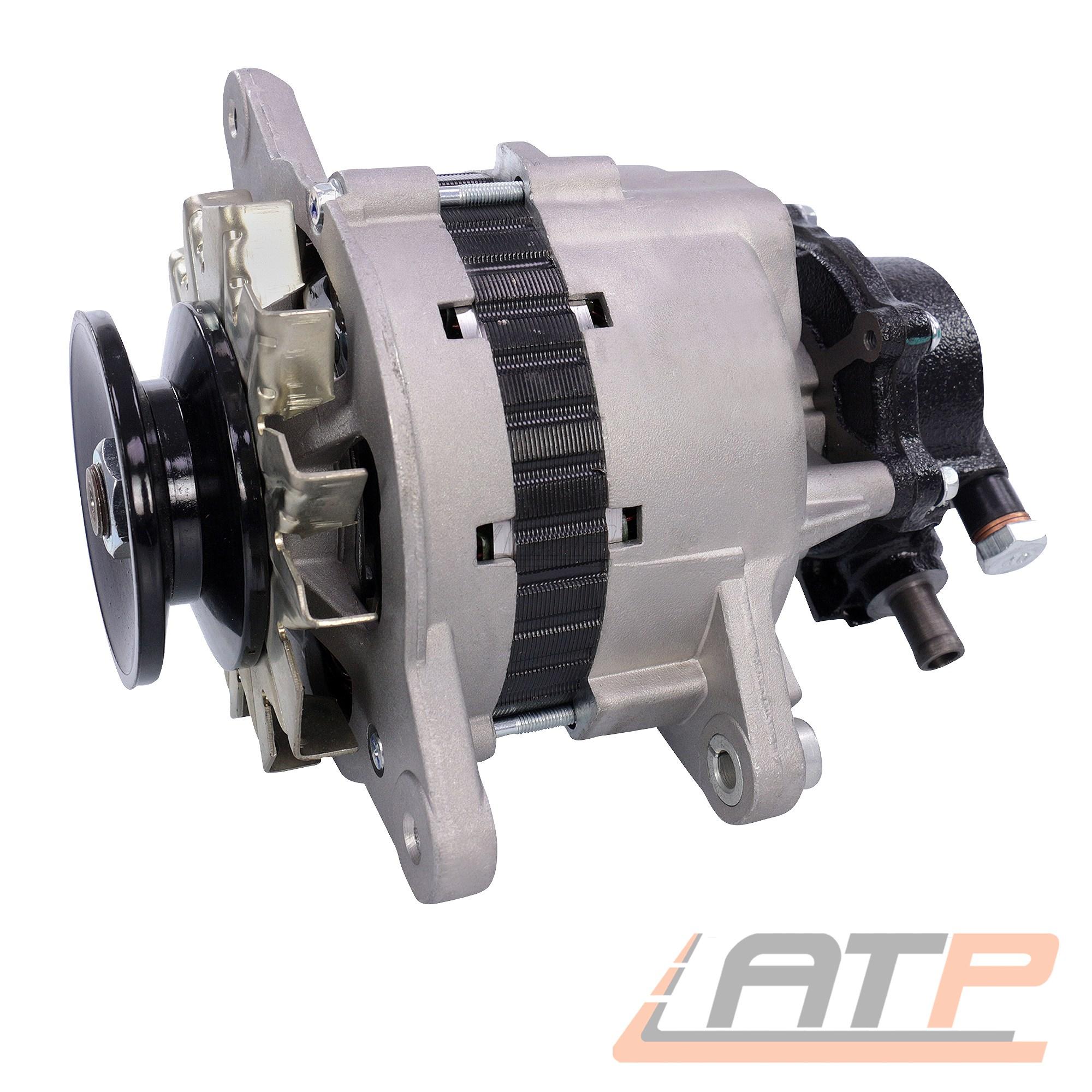 La dínamo generador mitsubishi l200 2.5 d TD BJ 86-96