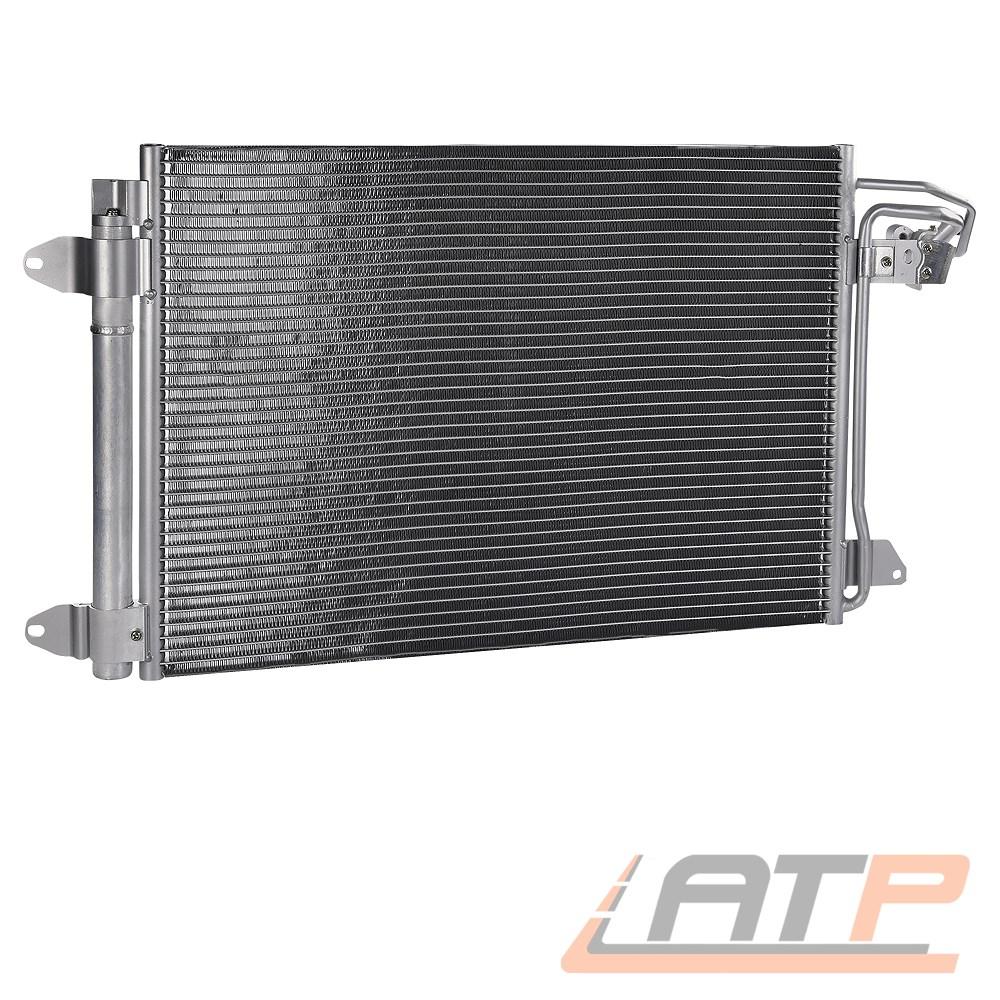 Trockner VW Caddy Kondensator für Klimaanlage Klimakondensator Klimakühler inkl