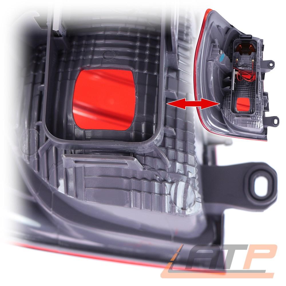 für Rückleuchte Rücklicht Hecklicht Heckleuchte LED BMW 3er E90 2008-2011 rechts