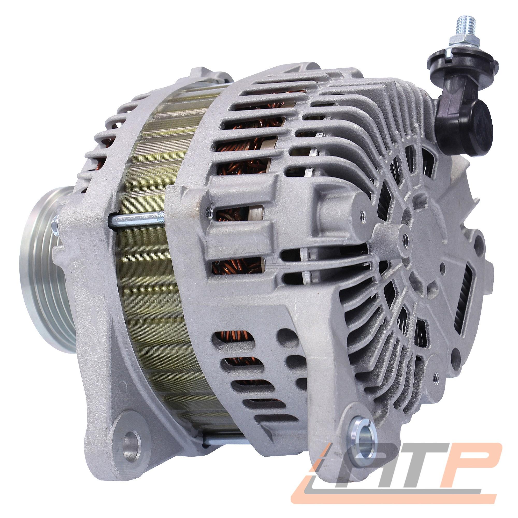 La dínamo generador 150-a para nissan Navara 2.5 DCI BJ a partir de 05