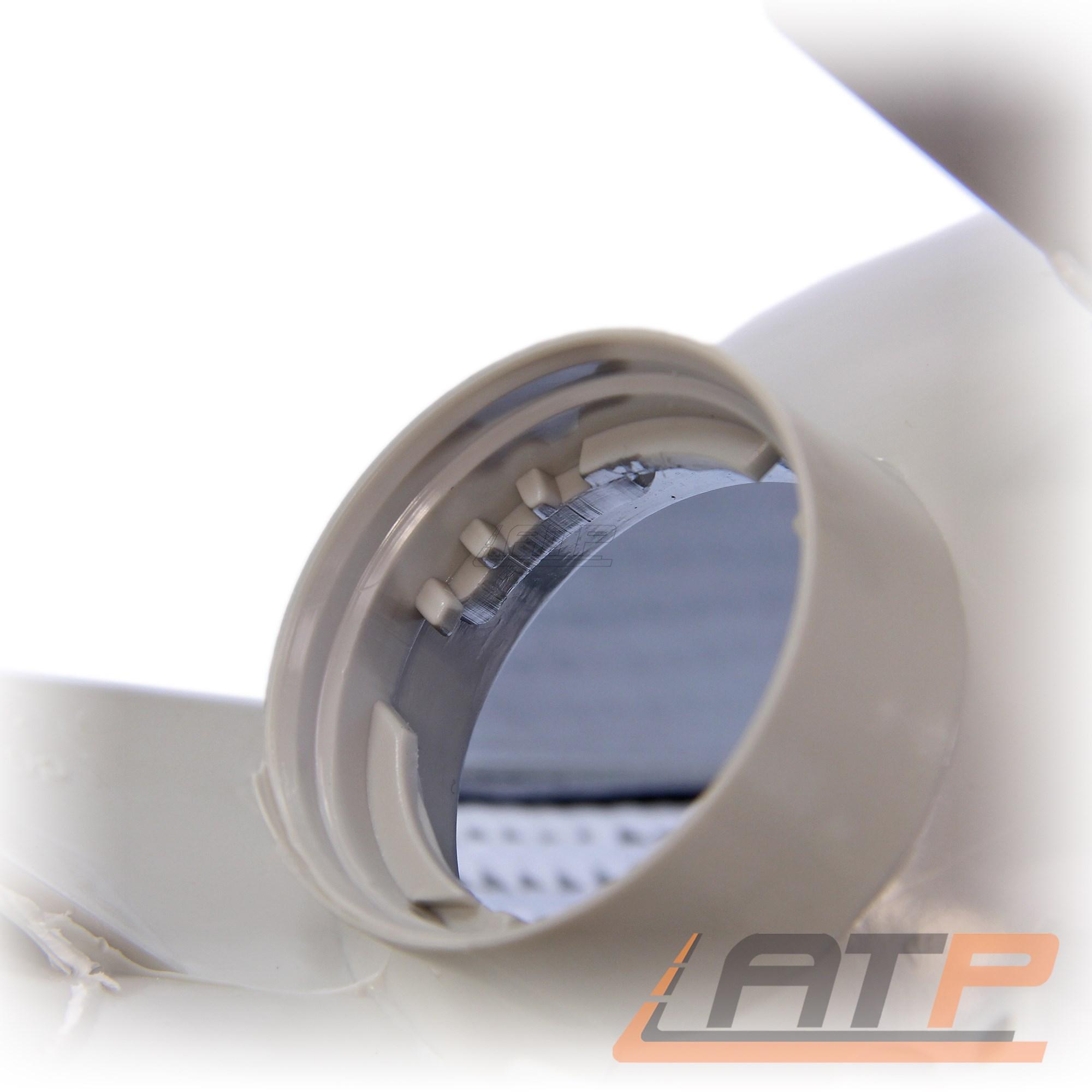 2x clignotant signal voyant clignotant blanc avant AUDI a4 b5 8d BJ 94-99