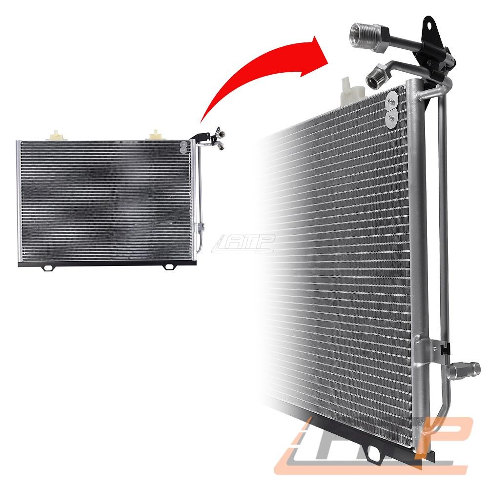 Kondensator für Klimaanlage Klimakühler Mercedes Benz C-Klasse W202 S202 Benzin