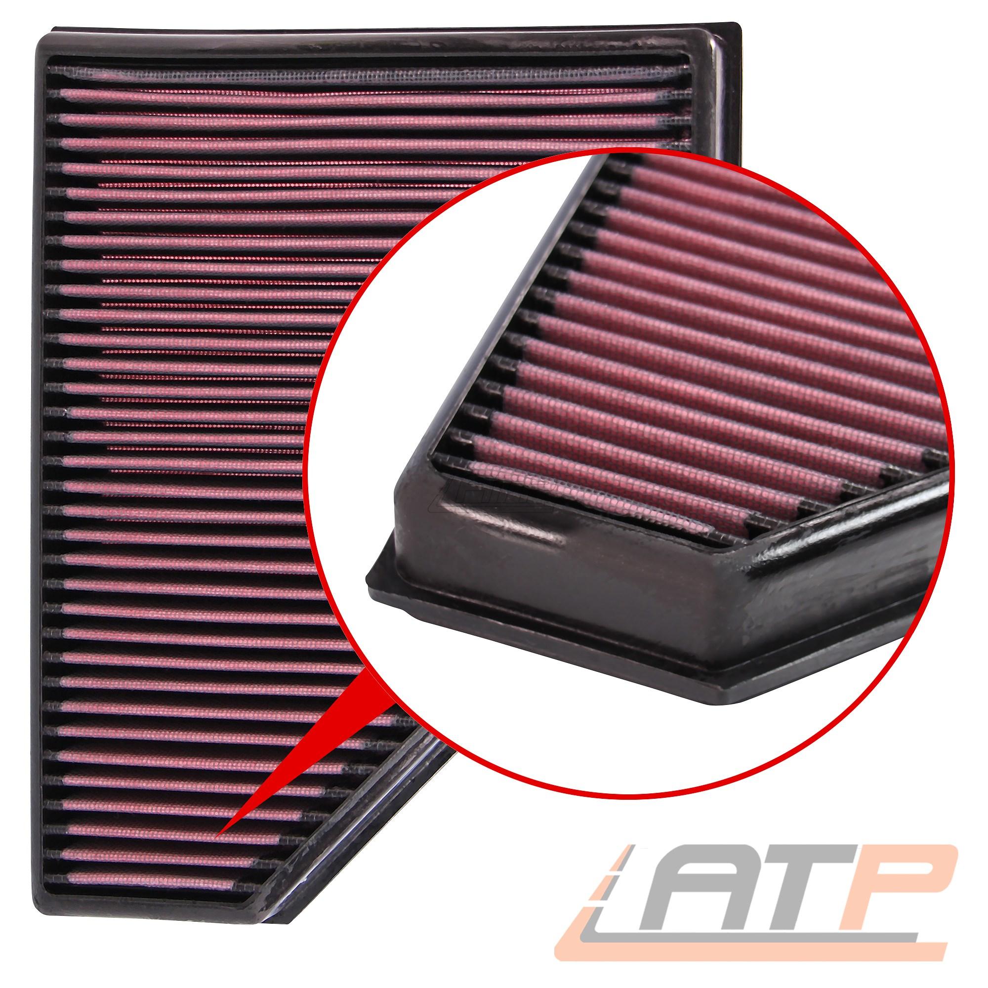 K /& N Filtre à air sport filtre à air sport filtre d/'échange sport Filtre Air Filter 33-2942