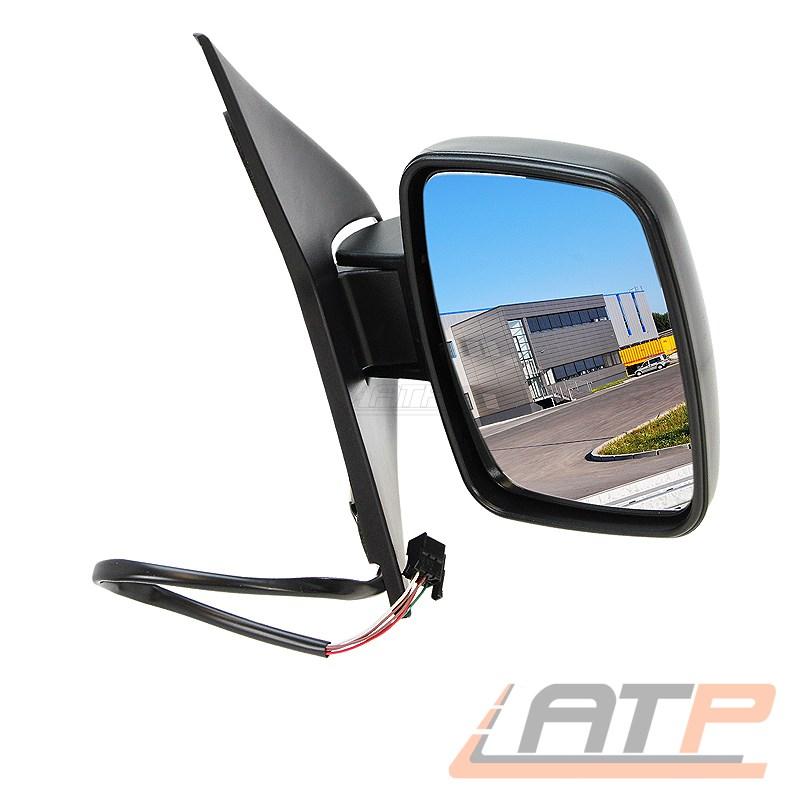 Rechts Beifahrerseite Spiegelglas Außenspiegel für Mercedes Vito W638 1996-2003