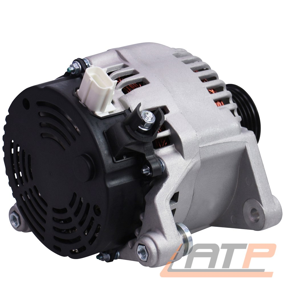 LICHTMASCHINE GENERATOR 80A FORD FOCUS 1 2 1.4+1.6 AB BJ 98