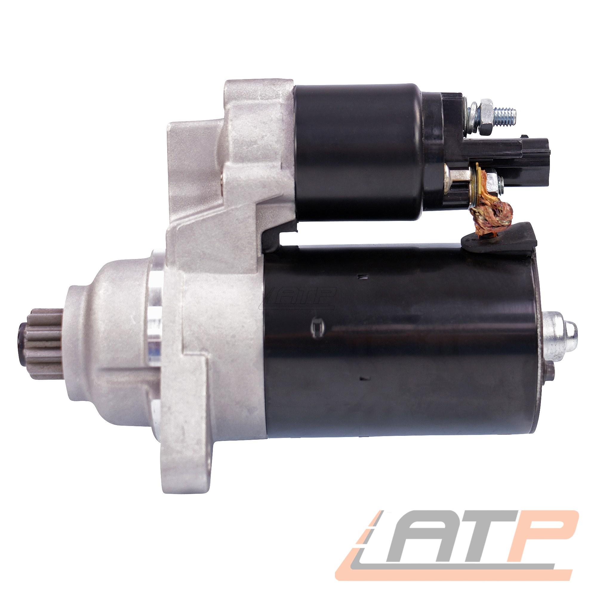 xl 5p 1.6 cordoba 6l 2.0 BJ 04-05 Leon 1p 1.6 Motor de arranque Starter 1 kw SEAT Altea
