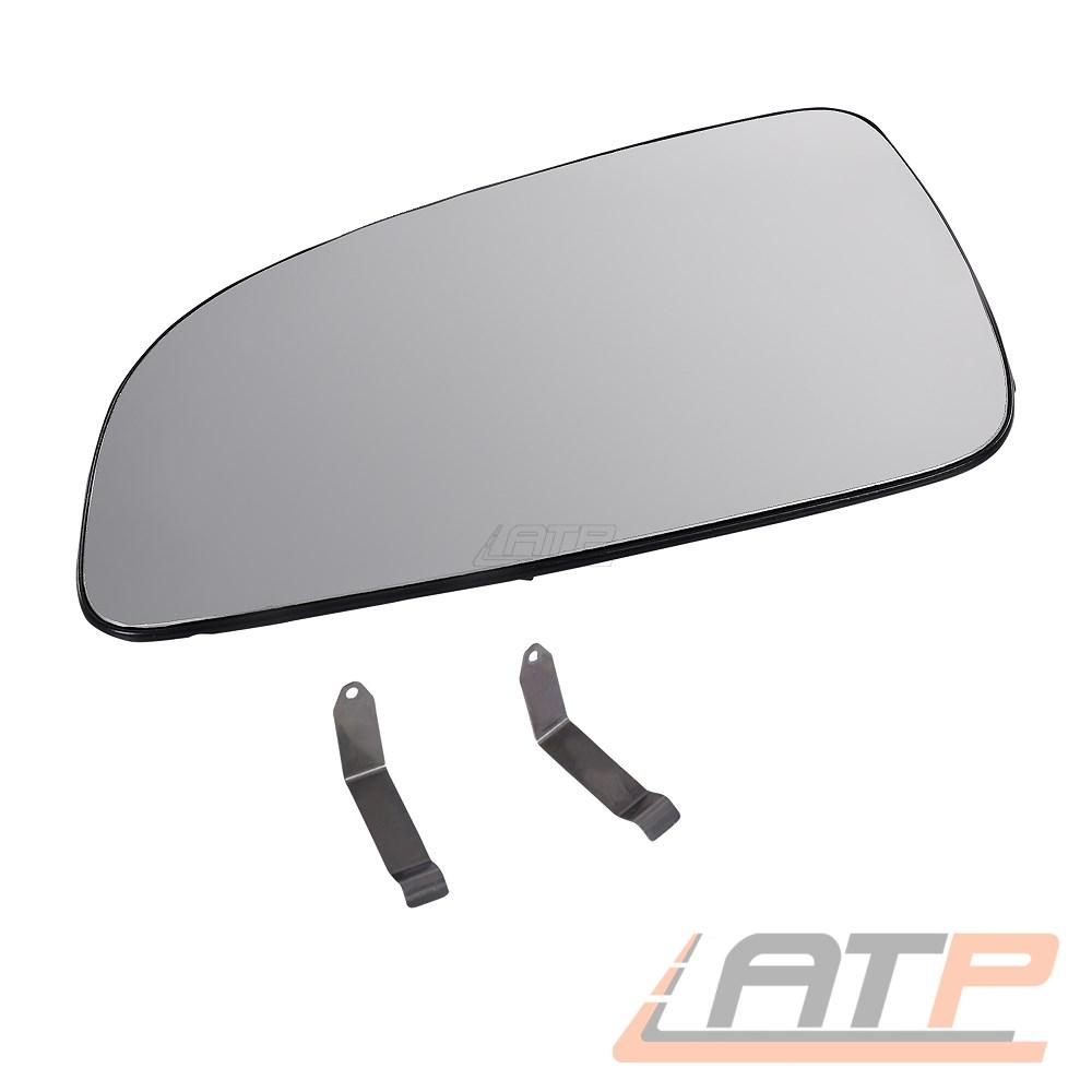 Opel Zafira B 09//2009 Außenspiegel Spiegelglas rechts konvex beheizbar
