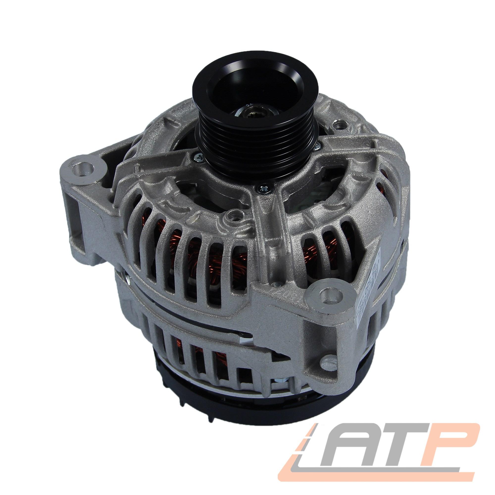LICHTMASCHINE GENERATOR 120-A MERCEDES BENZ SLK R171 200 Kompressor