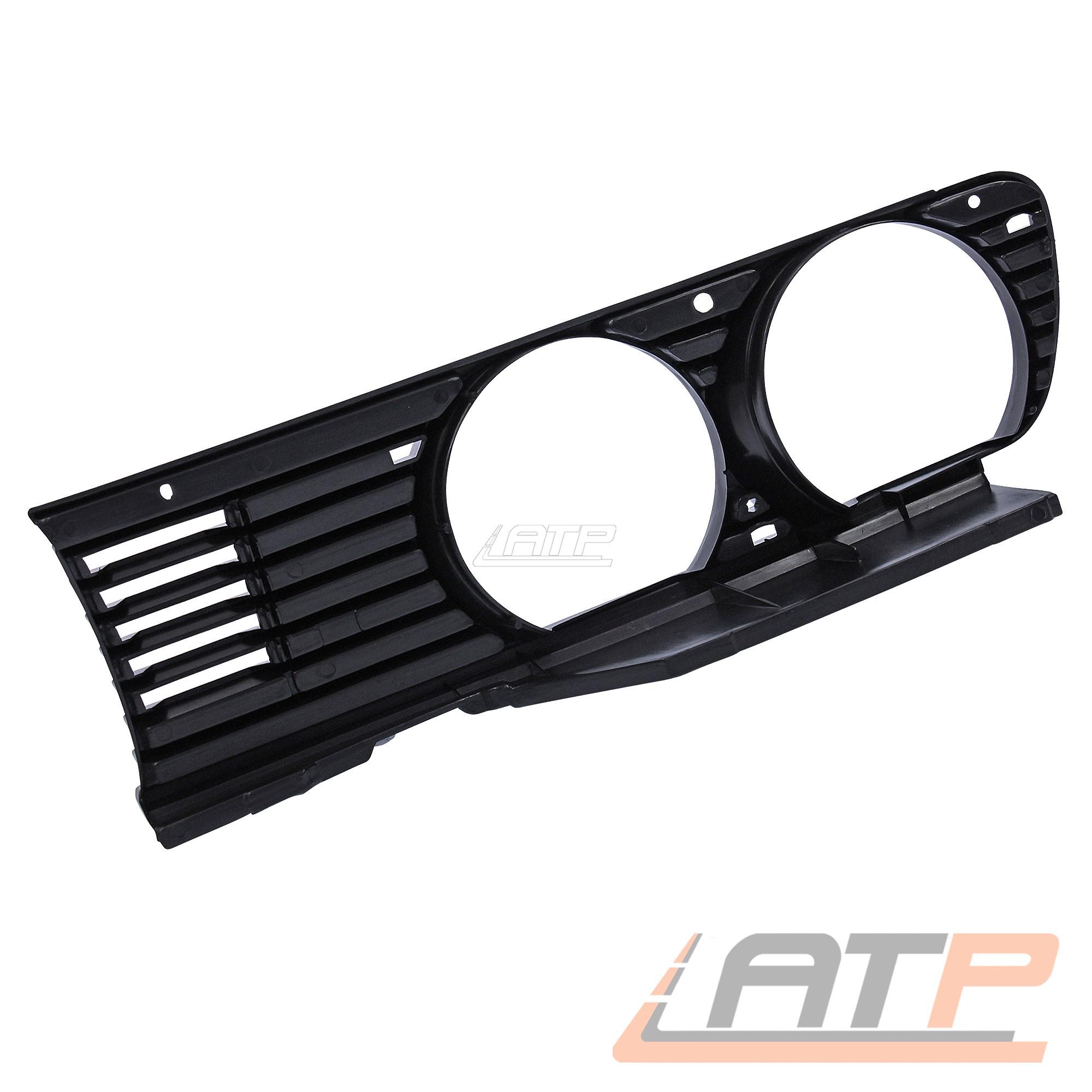 Rene griglia anteriore radiatore griglia griglia grill griglia ornamentali a sinistra BMW 3-er e30