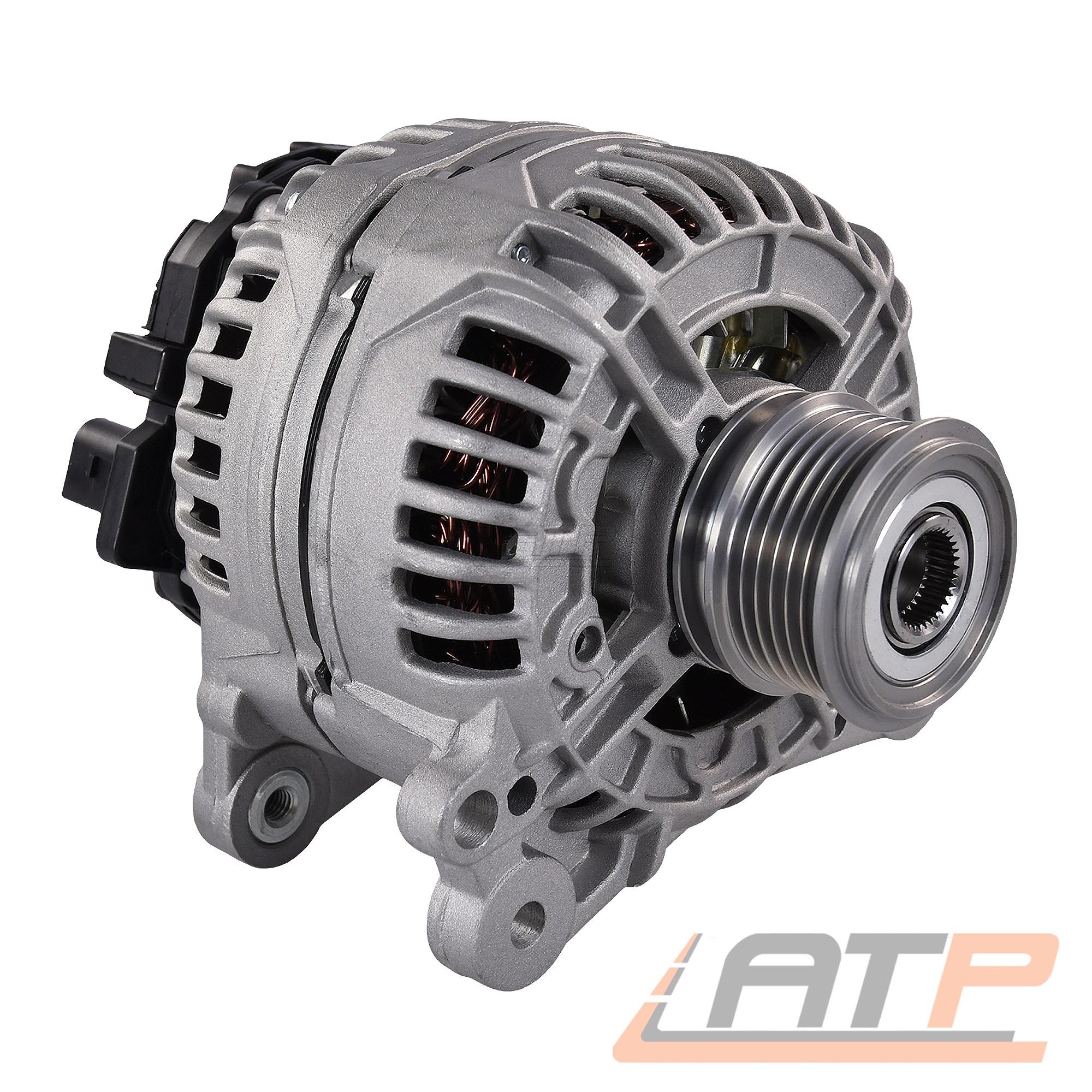 Lichtmaschine Generator 140-A Seat Alhambra 7V 1.9 2.0 Tdi Bj 00-10