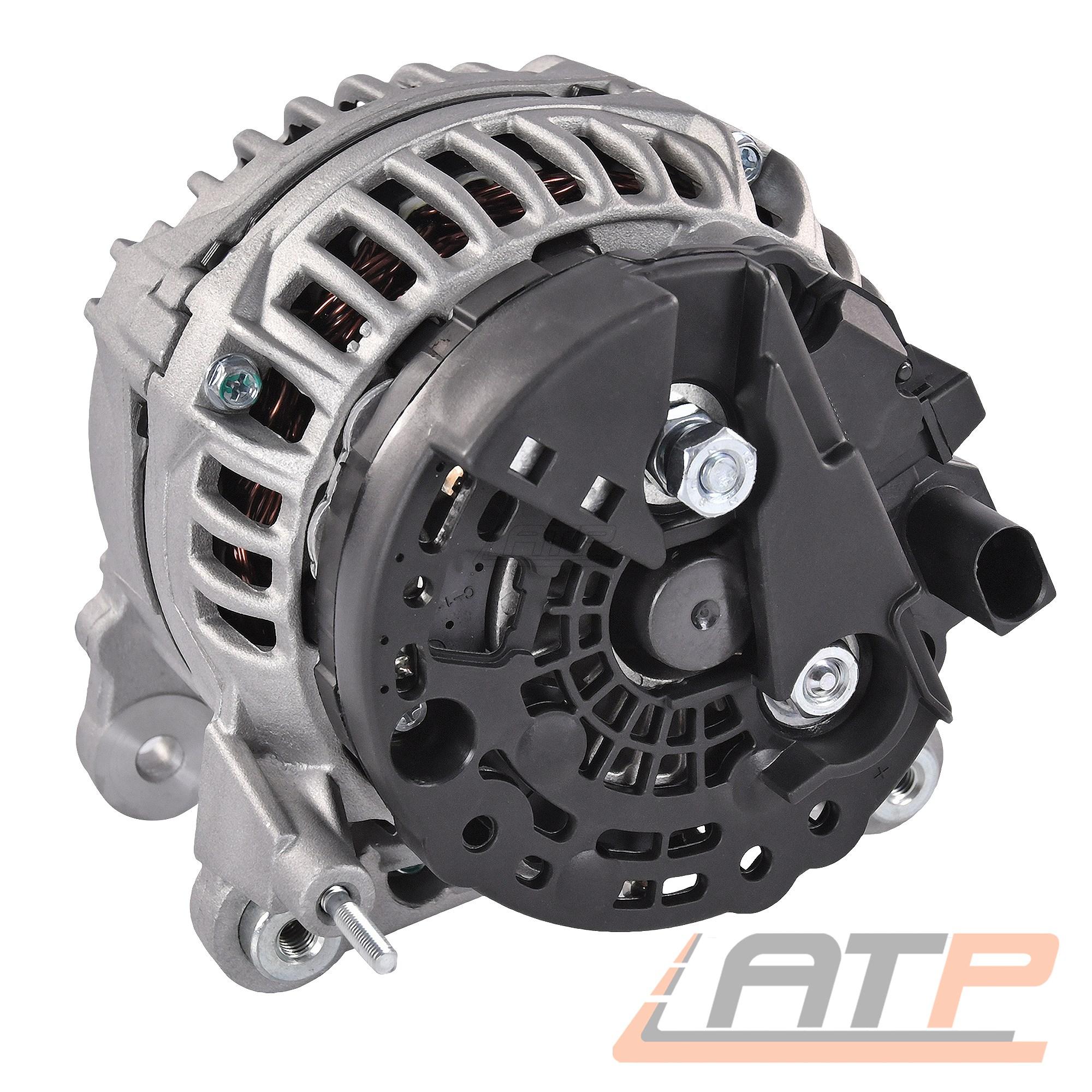 Lichtmaschine Generator 140-A Seat Alhambra 7V 1.9 2.0 Tdi Bj 00-10 3