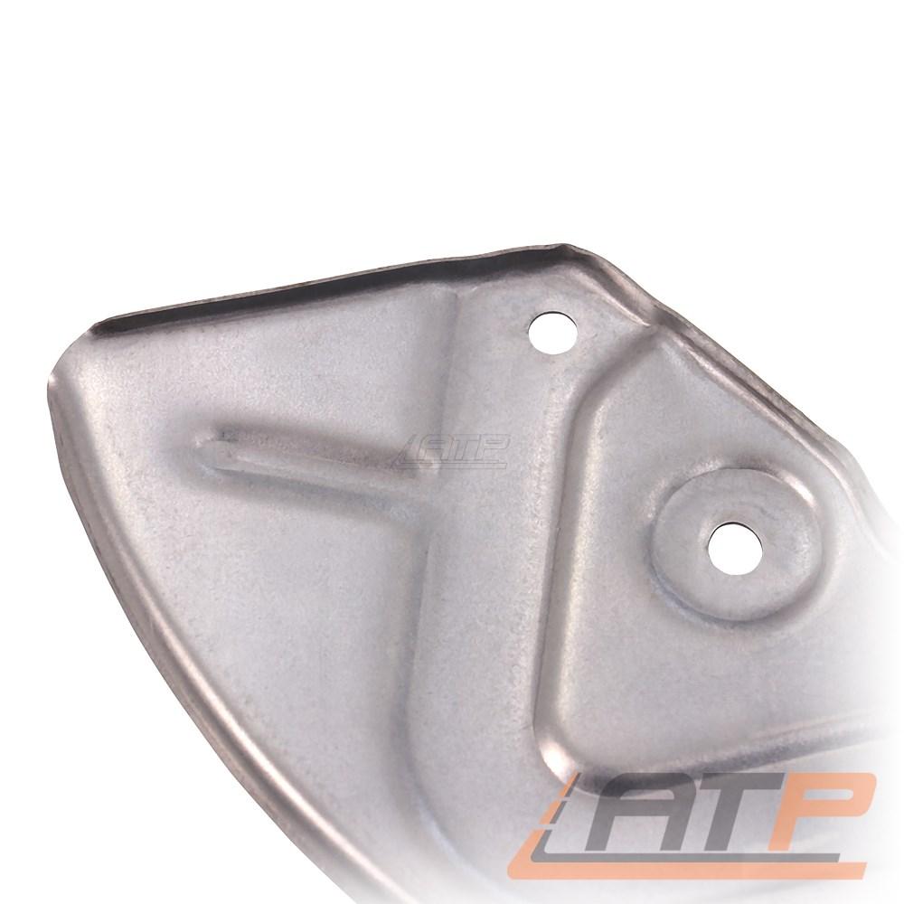 Spritzblech Abdeckblech Ankerplatte Bremse vorne links für SEAT IBIZA 2 3 6K