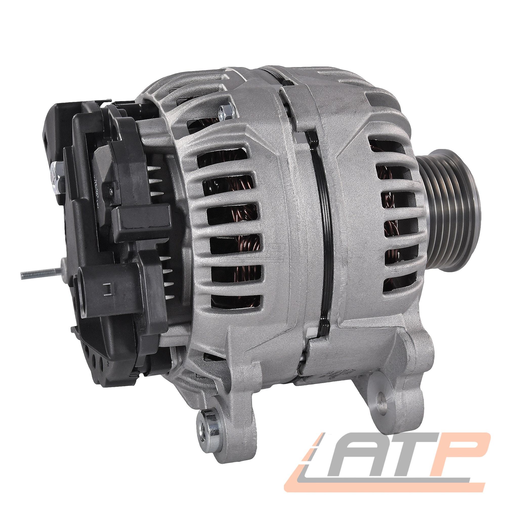 Lichtmaschine Generator 140-A Seat Alhambra 7V 1.9 2.0 Tdi Bj 00-10 5