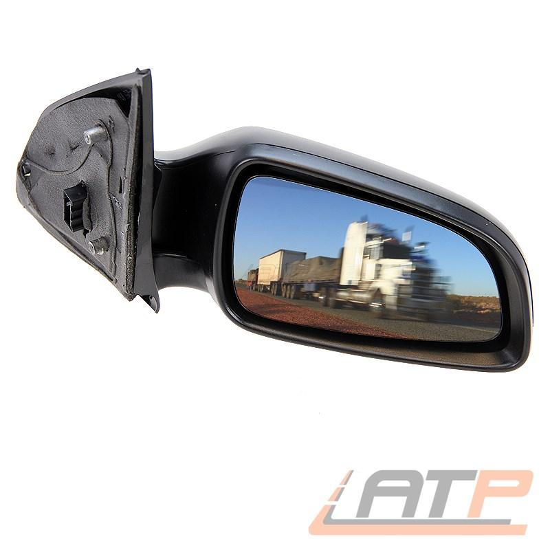 Außenspiegelglas Rechts Konvex Chrom Heizb für OPEL VECTRA C Kombi