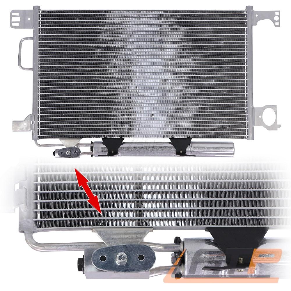 Kondensator Klimakühler Trockner Mercedes Benz C-Klasse W203 CL203 S203