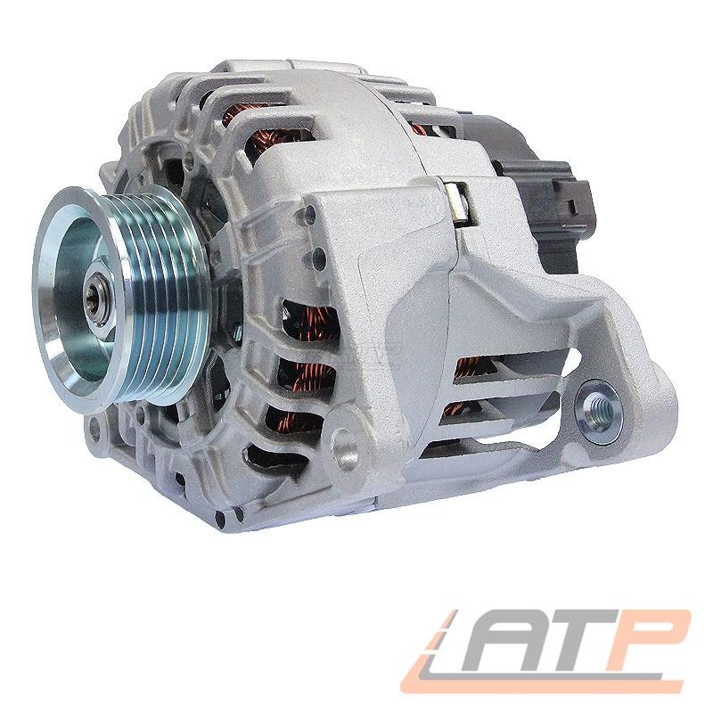 La dínamo generador 140-a skoda superb 3u 2.5 tdi año de fabricación 03-08