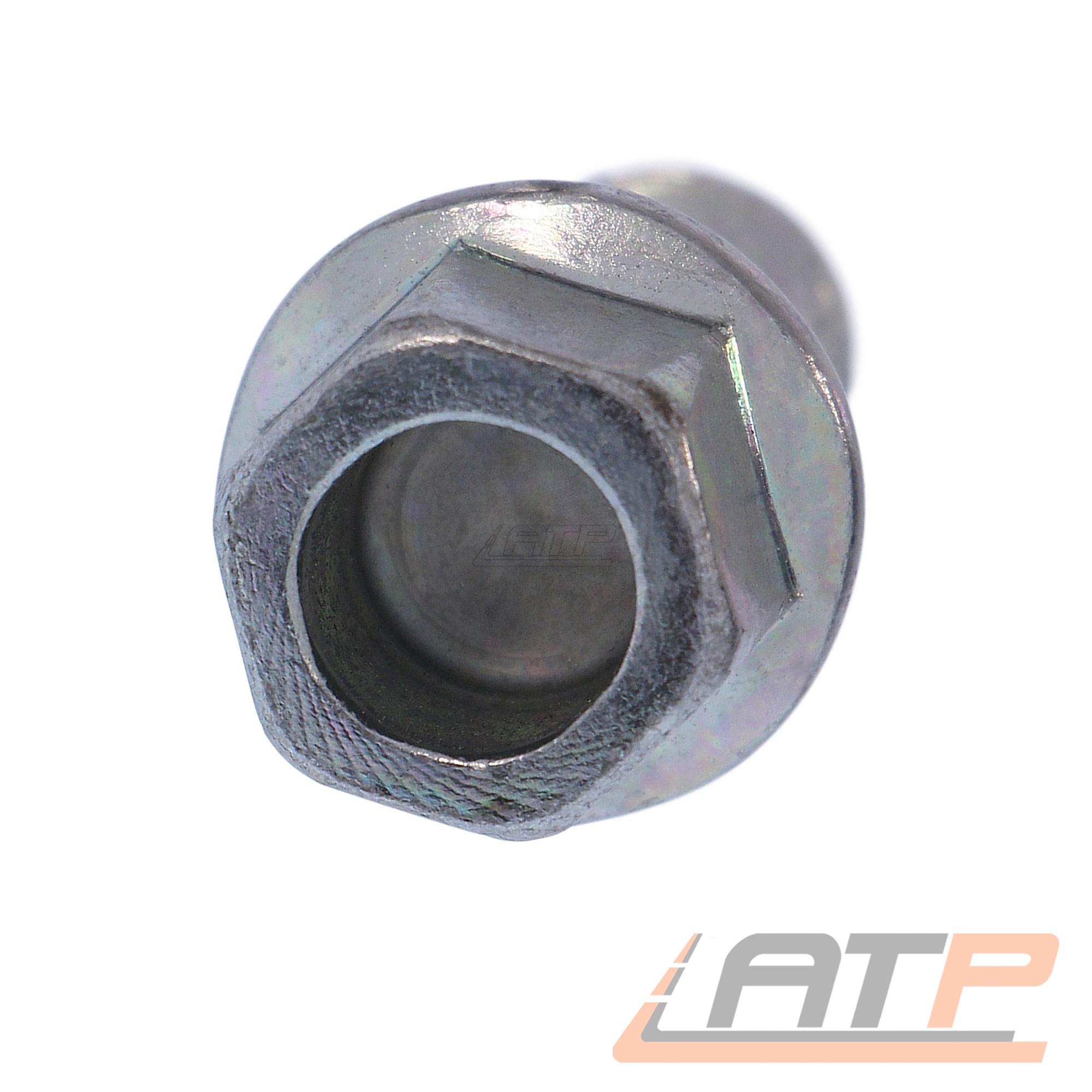 4x Febi bilstein perno de rueda m14x1,5x27 mm sw17 bala Bala federal tornillo 31880859