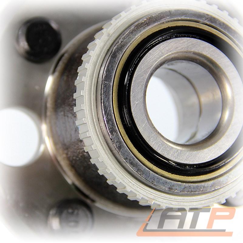 2x radlagersatz roulement de roue arrière phrase Honda Civic 5 EG EH berline 1.6 BJ 91-95