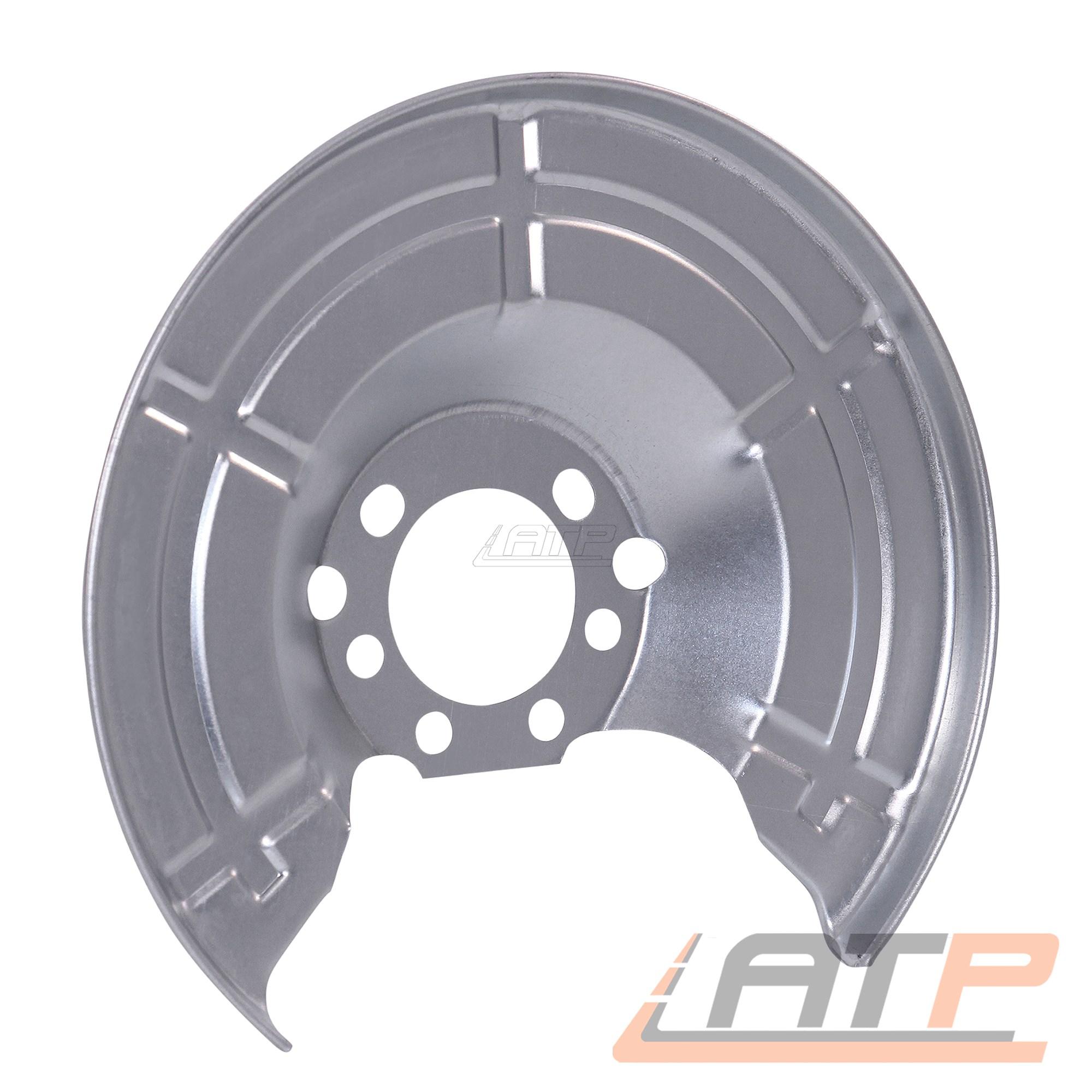 Deckblech Bremsscheibe Bremsstaubblech Bremsankerblech hinten für OPEL ASTRA H