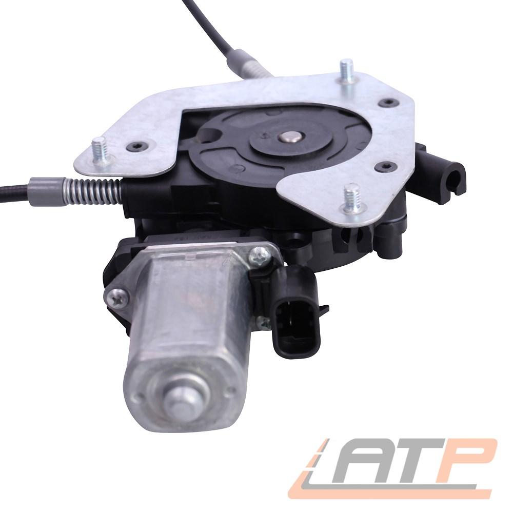 Fensterhebermotor Motor elektrisch vorne rechts für RENAULT CLIO II KASTEN