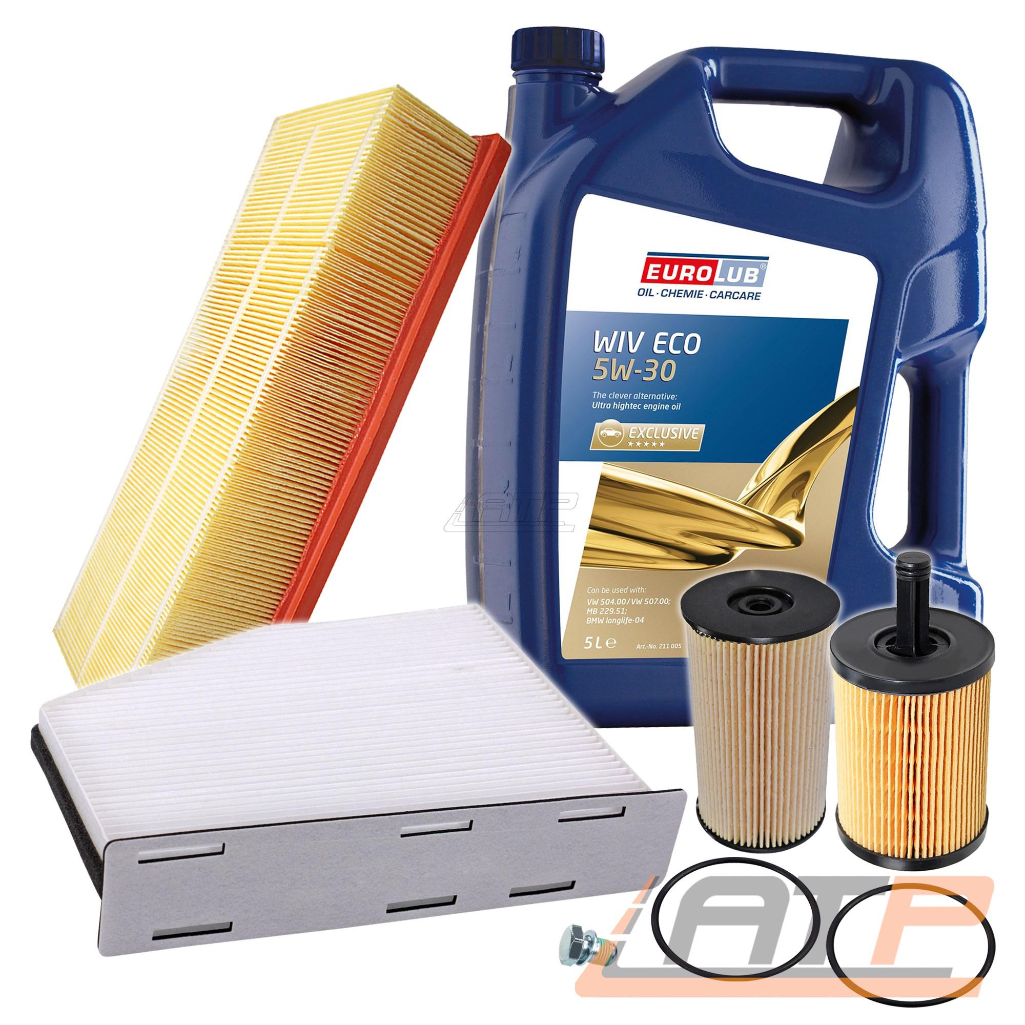 inspektions kit inspektionspaket filtersatz b vw golf 6. Black Bedroom Furniture Sets. Home Design Ideas