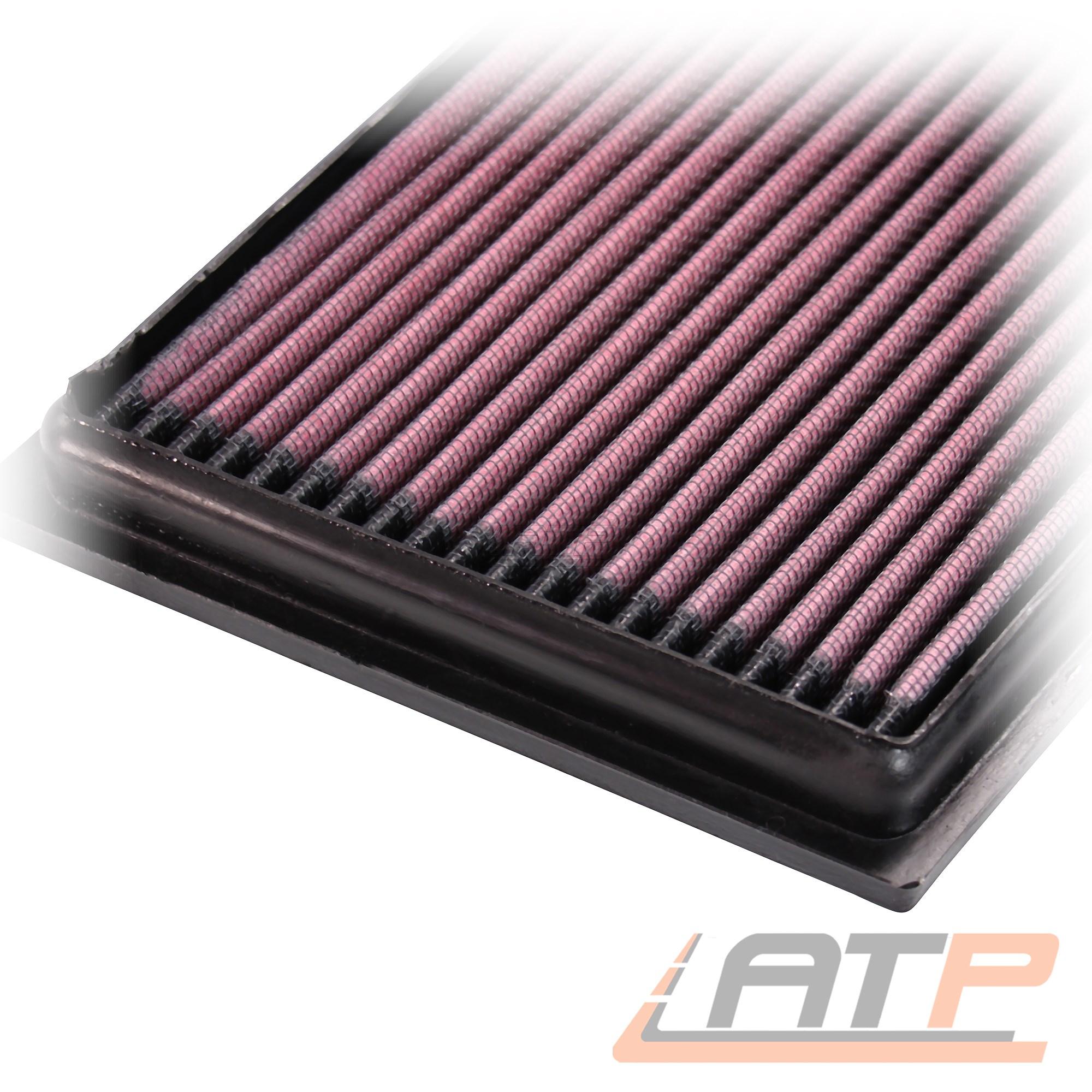 K/&N Filter für Alfa Romeo Alfa GT Luftfilter Sportfilter Tauschfilter