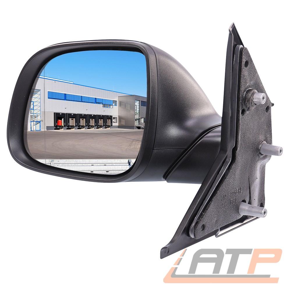 Außenspiegelglas links für VW TRANSPORTER T5 Bj 11.09-/> asphärisch
