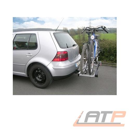 eufab fahrradhecktr ger fahrradhalter bike two f r. Black Bedroom Furniture Sets. Home Design Ideas