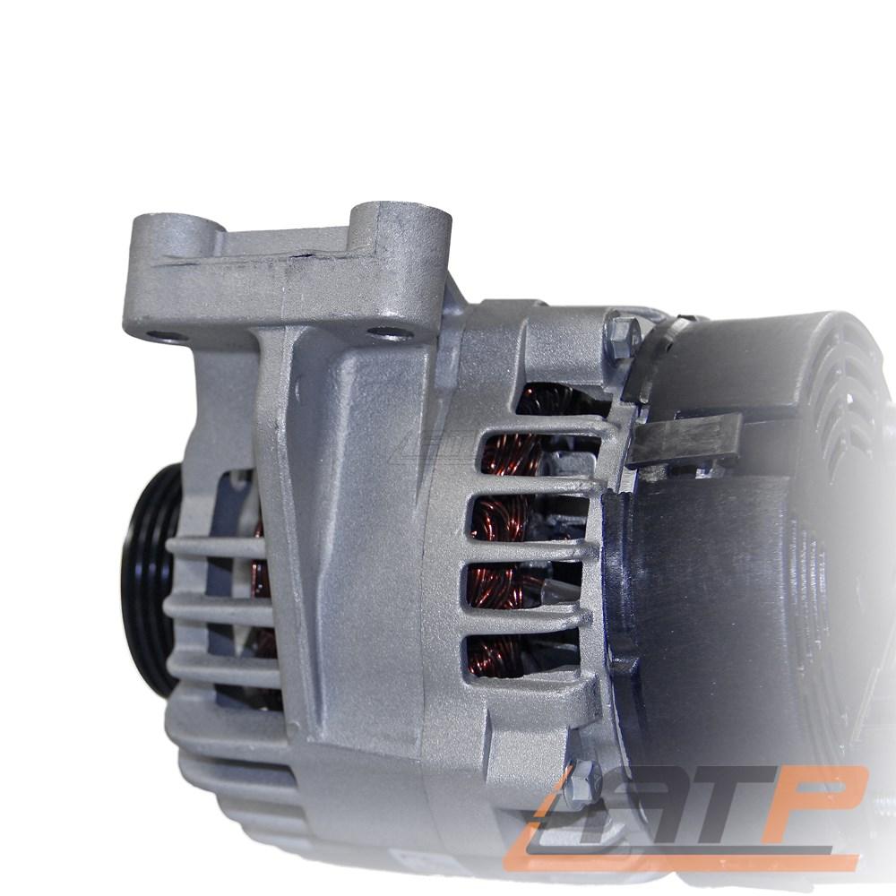 LICHTMASCHINE DREHSTROM-GENERATOR 75-A FIAT PUNTO 188 199 EVO 1.2 1.4 AB 99