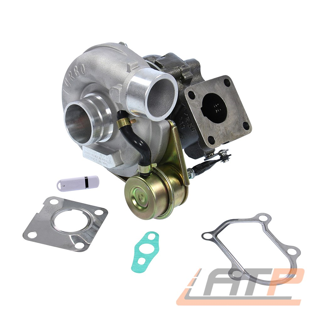 Unterdruckdose Turbolader für FIAT IVECO OPEL 2.8 TD 2.8 TDI 103-122 PS