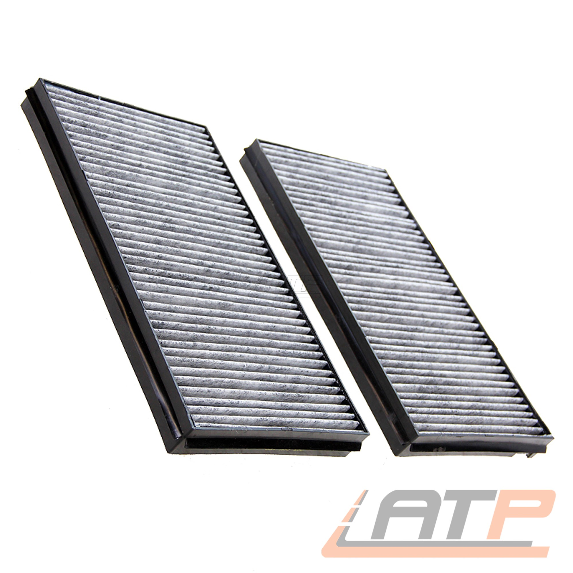 filtro de aire BMW 5-er e60 e61 520-530 1x espacio interior filtro filtro de polen carbón activado