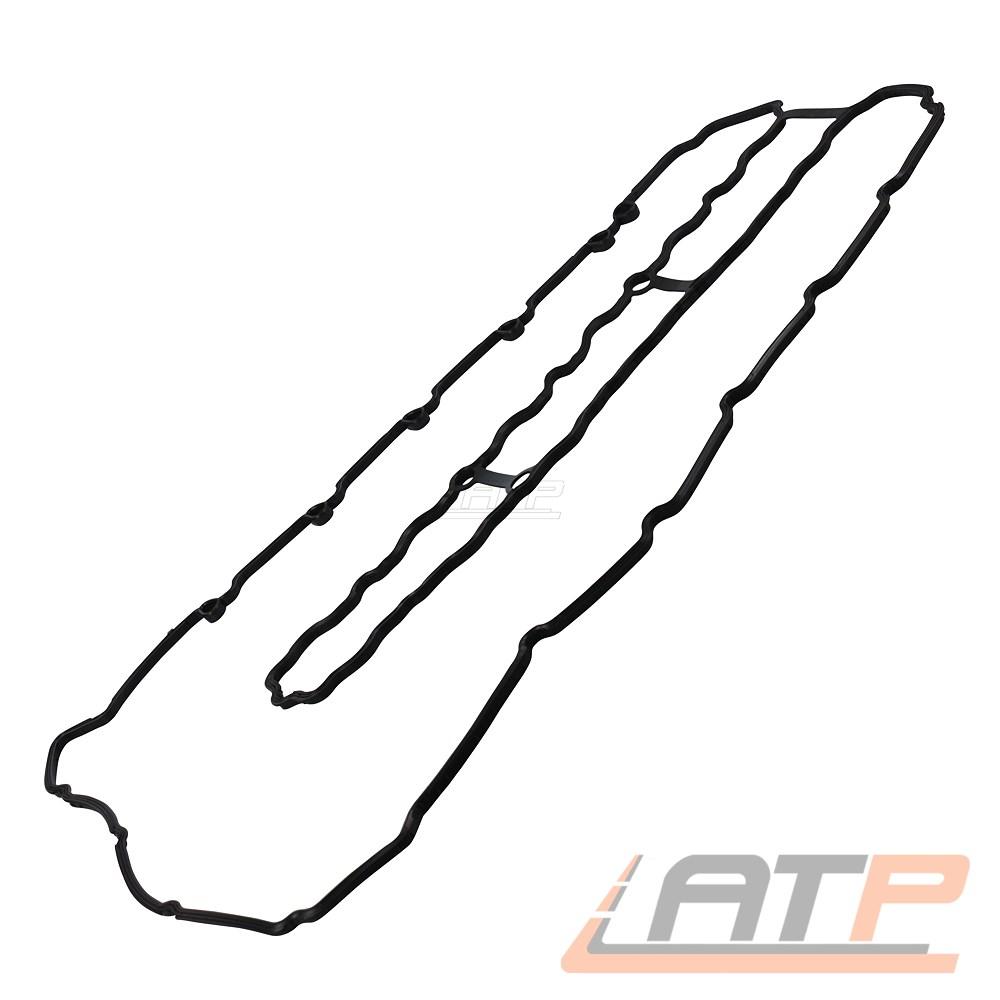 unten 2x Profildichtung Zylinderkopfhaube BMW E81 E88 E90 E91 E92 E60 E61 oben