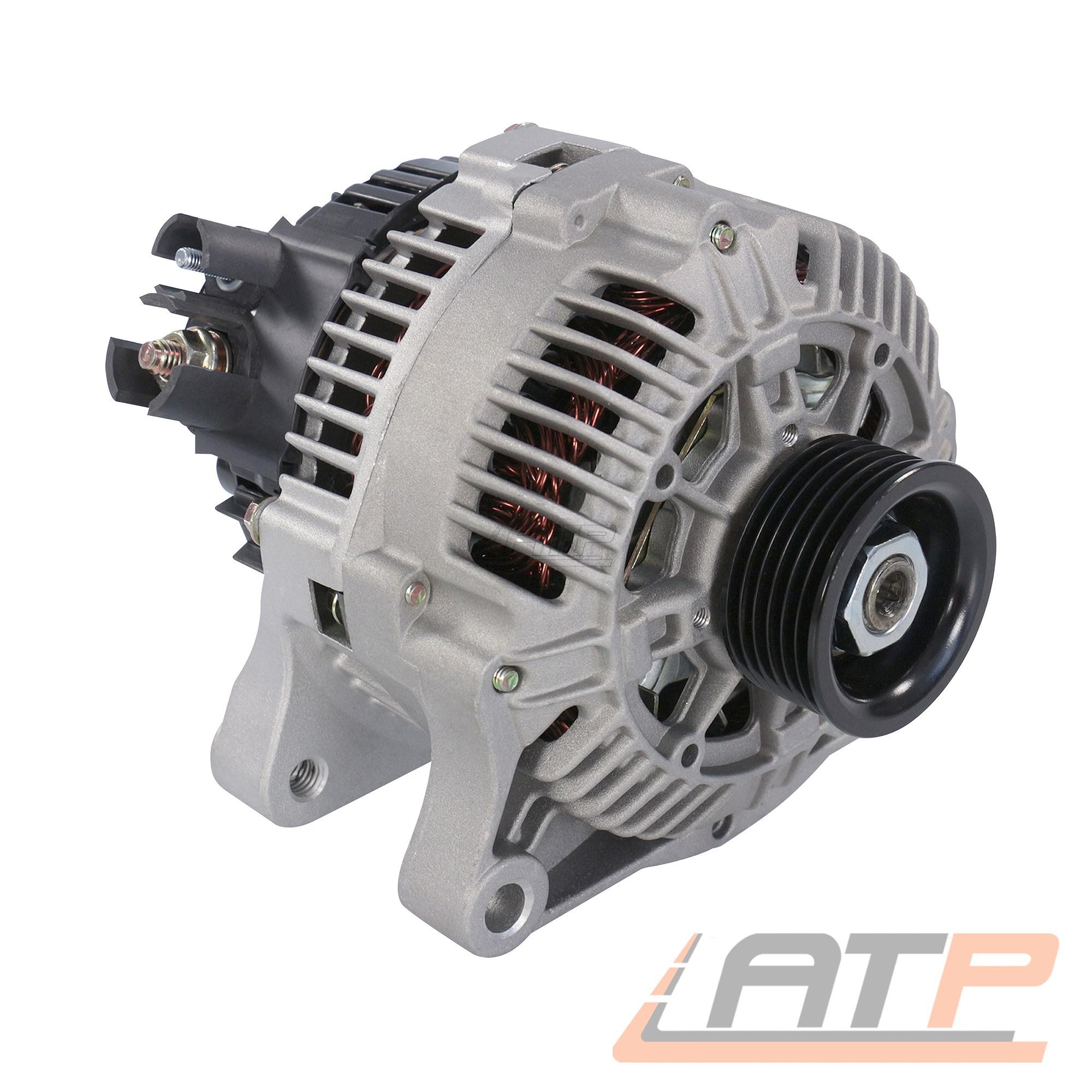 La dínamo generador 80a citroen berlingo 1.1 1.4 1.6 16v 1.9 d 2.0 BJ 96-08