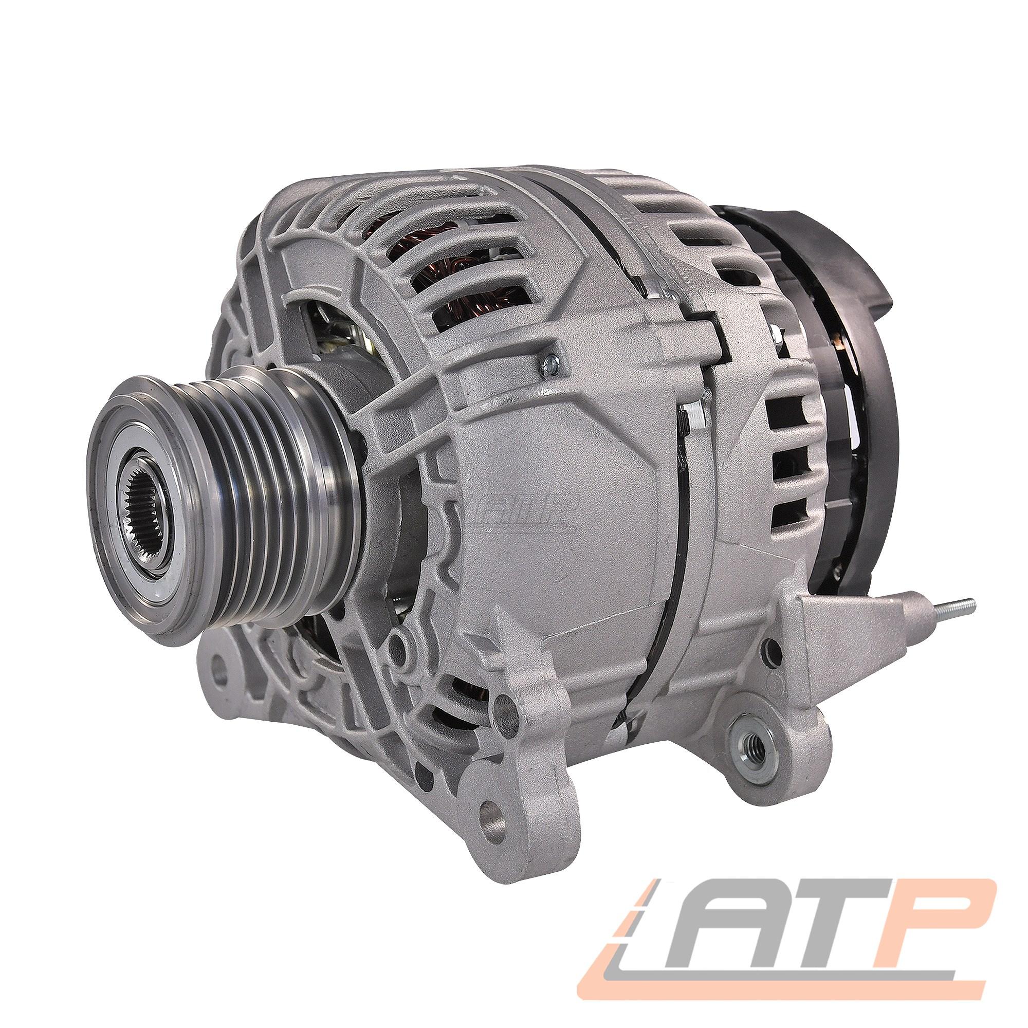 Lichtmaschine Generator 140-A Seat Alhambra 7V 1.9 2.0 Tdi Bj 00-10 2