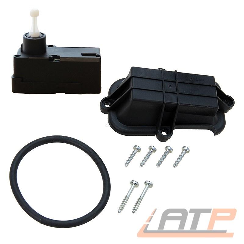 Reparatursatz Leuchtweitenregulierung ink Stellmotor für VW Polo 9N Stellelement