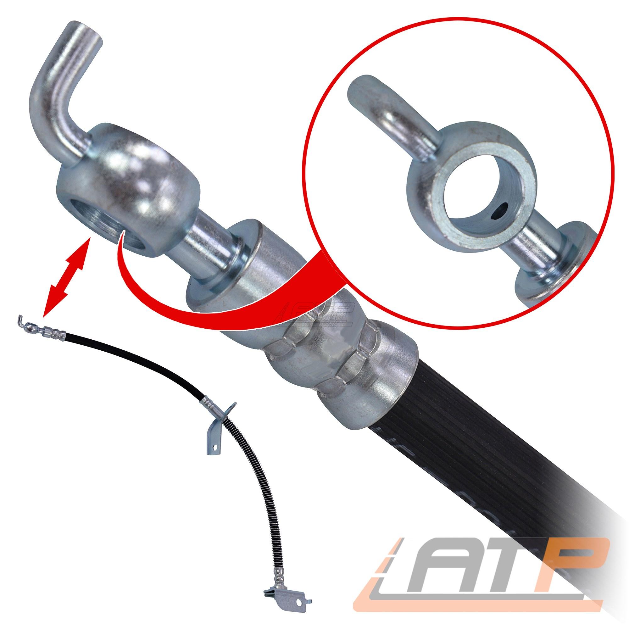 Flexible Conduite De avant droite pour HYUNDAI i-30 Bj 07-12