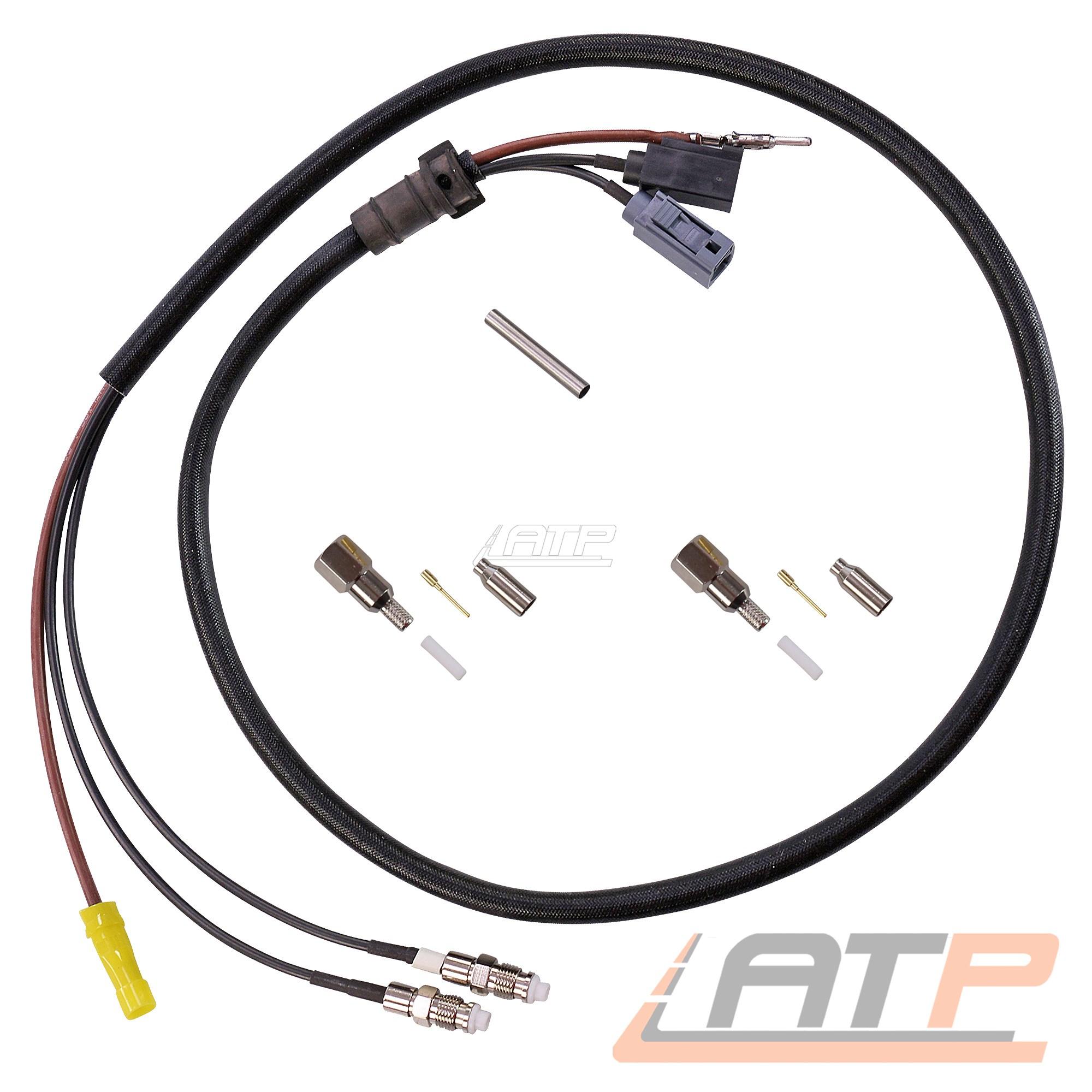Servicios de reparación frase cable antena maletero portón trasero 32283921