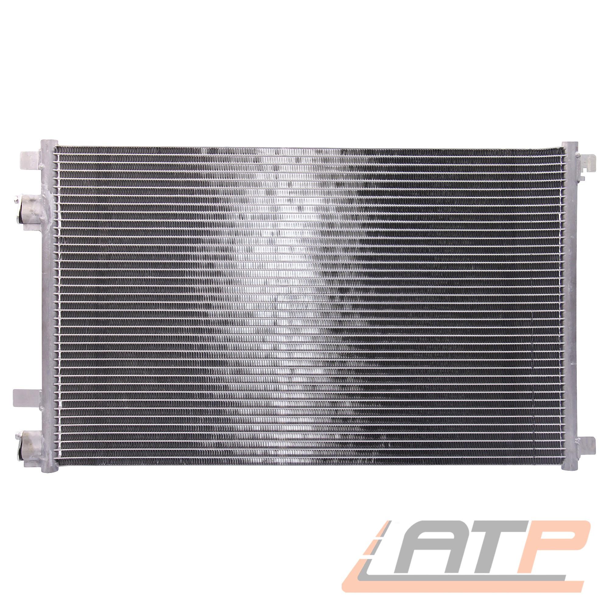 Condensador climatizador 615x398x16 Renault Grand Scenic 2 todos a partir del año de fabricación 04