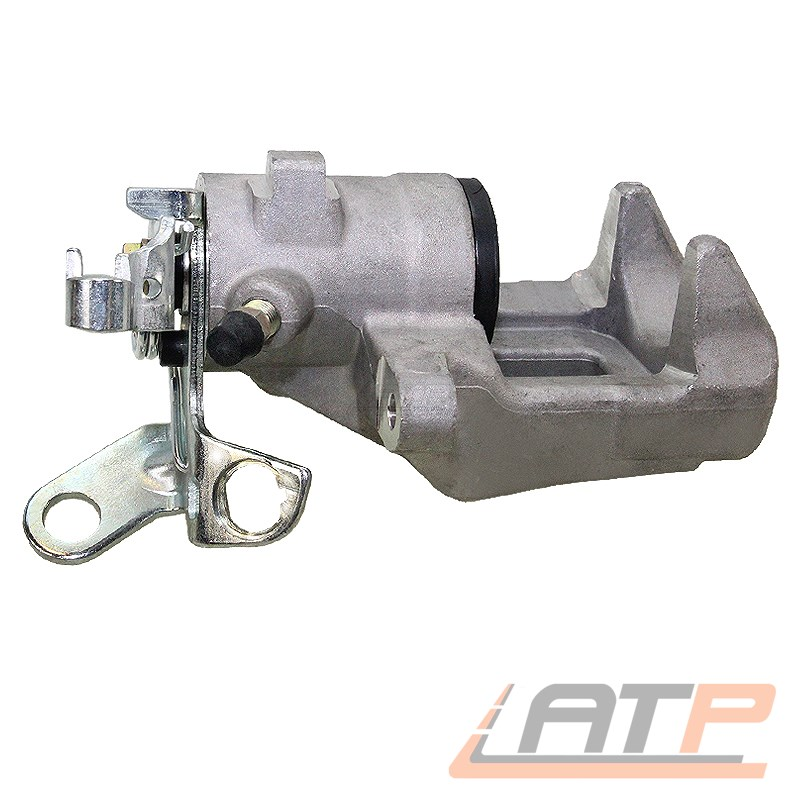 BREMSSATTEL BREMSZANGE HINTEN LINKS SEAT ALTEA 5P+XL 1.4 16V-2.0 TFSI AB 04