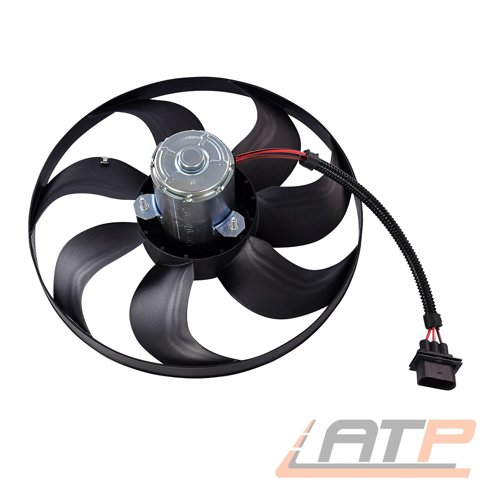 coprivolante ventilato in TPE Air-Grip M Ø 44//46 cm