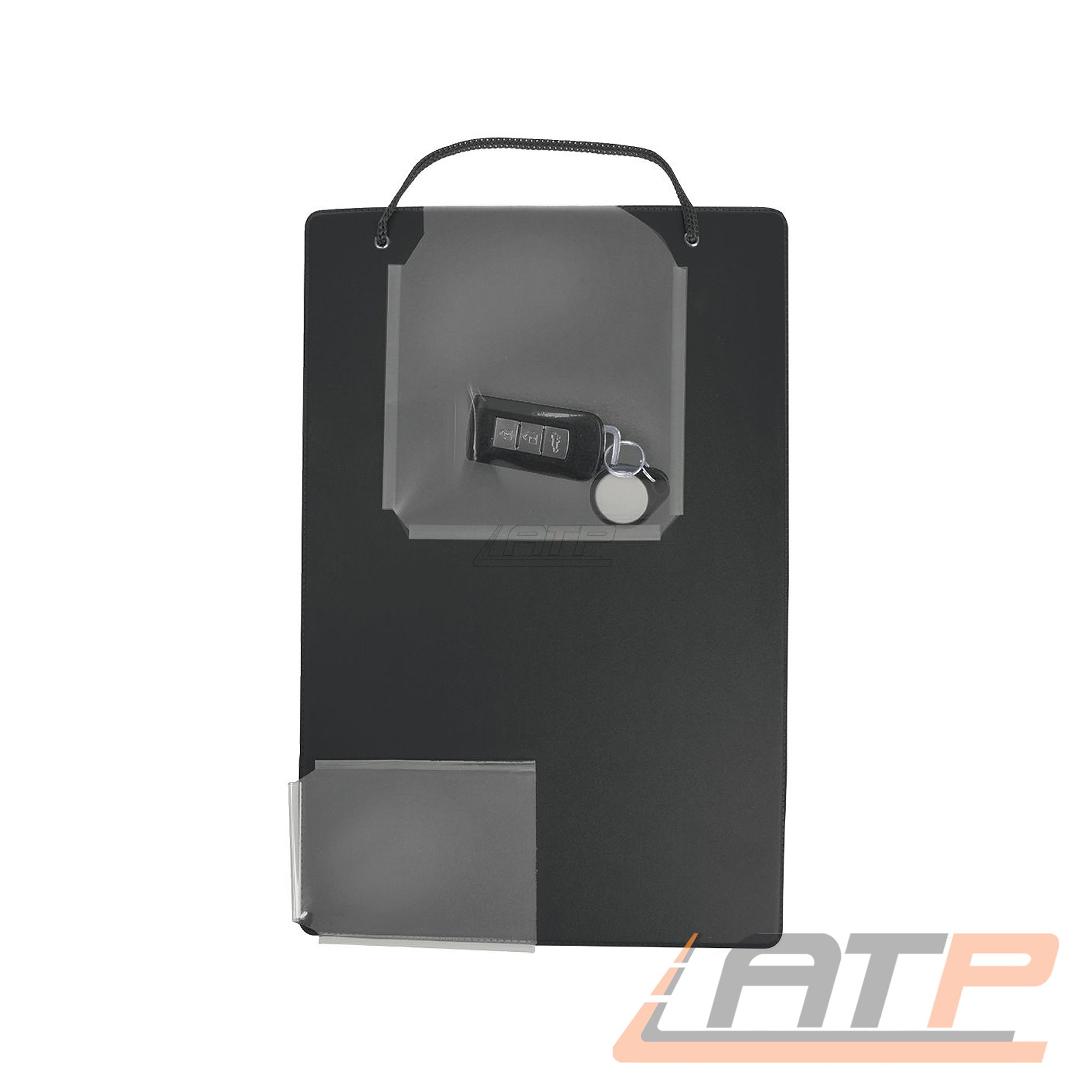 ProPlus atelier commande poches 10er Pack Noir schlüsselfach DIN a4 31811950